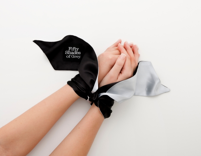 4 Soft Limits Deluxe Wrist Tie model
