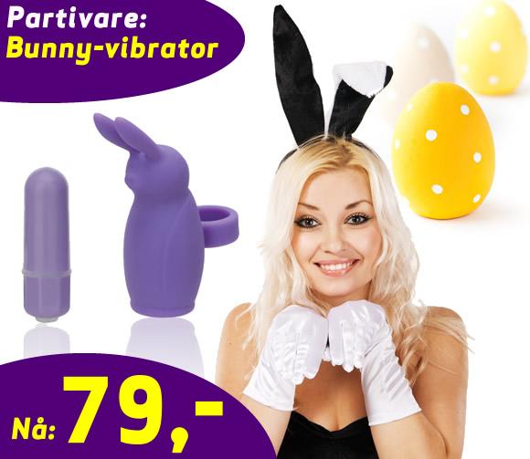 Partivare bunny - påske2