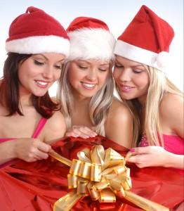 Christmas group portrait